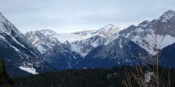 Zugspitze im Zoom