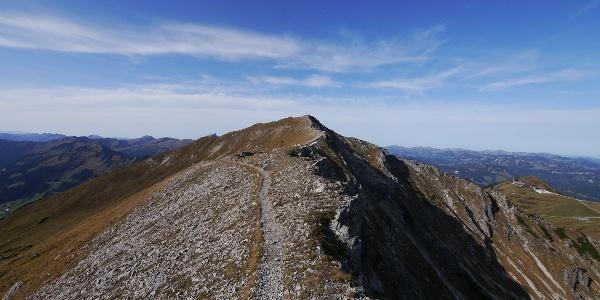 Walser Hammerspitze (2170 m)