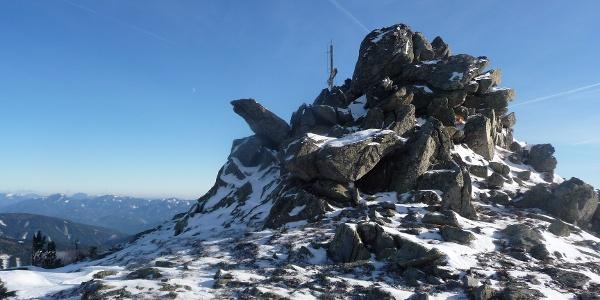 Gipfel, Seckauer Hochalm