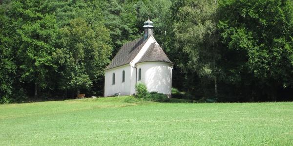 Marienkapelle in Reichenbach am Eichberg