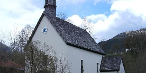 Kapelle in Fleck