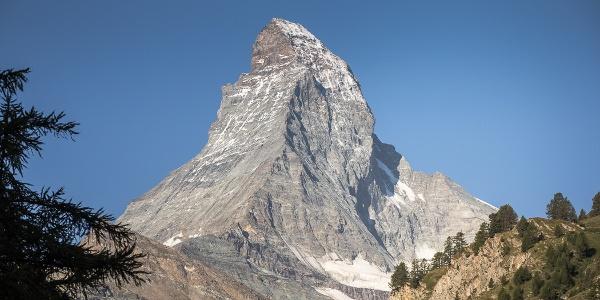 Die Königstour rund um den schönsten Berg der Welt, das Matterhorn