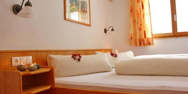Bergdorf - Schlafzimmer