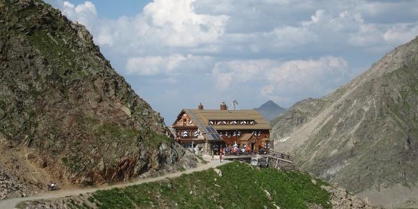 Saarbrückner Hütte