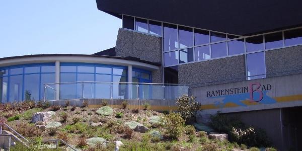 Außenansicht Ramensteinbad