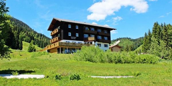 Alpengasthof Hörnlepass Sommer