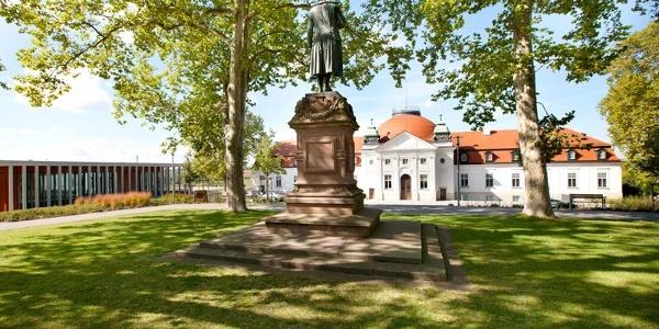 Schiller Nationalmuseum in Marbach