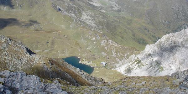 Zweiter Talblick vom Höhenweg