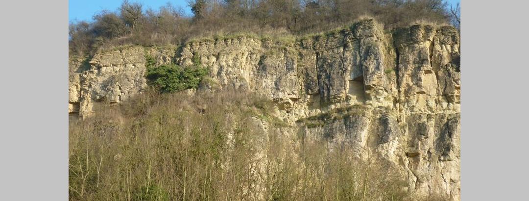 Der Felsenpfad von Nittel