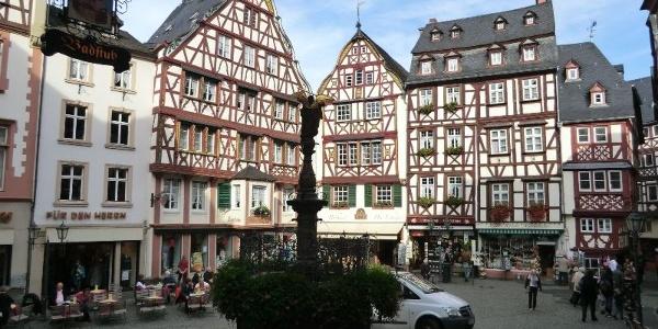 Markplatz von Bernkastel