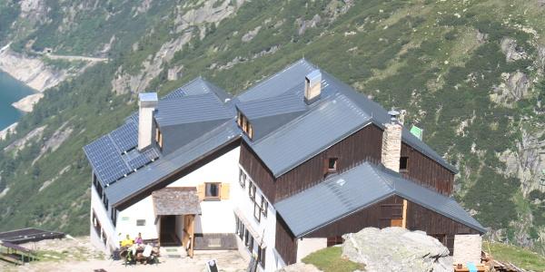 Plauener Hütte 2013