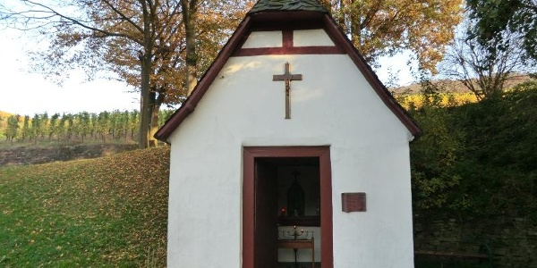 Kapelle am Naherholungsplatz Mesenich