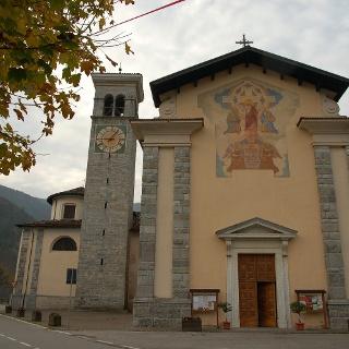 Chiesa di Tiarno di Sopra