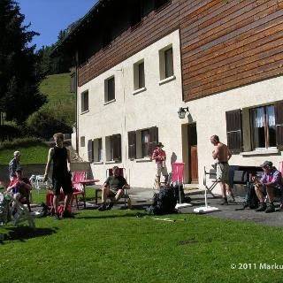 "Berggasthof ""Les Jeurs"""
