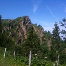 Nagelfluh Gebirge