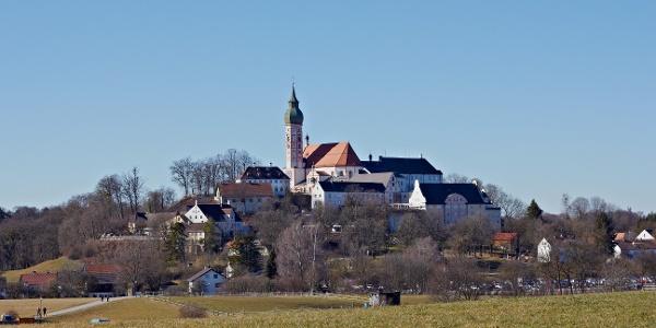 Kloster Andechs.