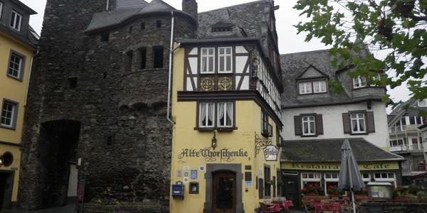'Altes Thorhaus' in Cochem