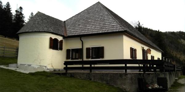 Berggasthof Klosteralm