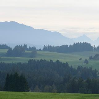 Penzberger Berghaldenpfad