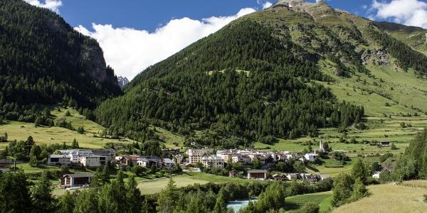 Chamonna dal Linard – Fuorcla da Glims – Val Sagliains