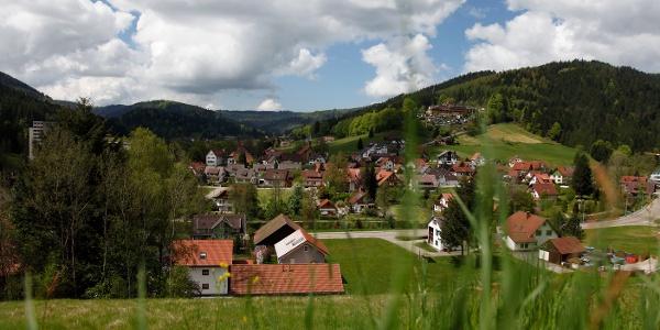 Heilklimatischer Luftkurort Obertal- Buhlbach
