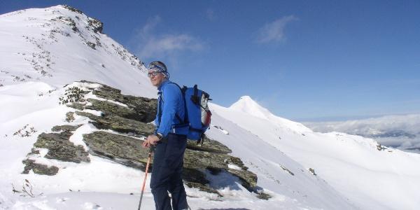 Ostgrat zur Karlspitze