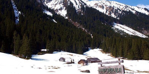 Mautneralm 1292 m