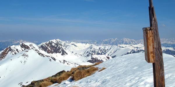 Schafdach Spitze 2314 m