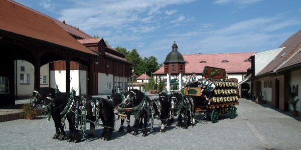 Wernesgrüner Brauerei Gutshof