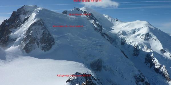 Mont Blanc - Massif