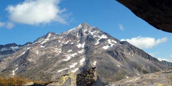 Blick zum Rauchkofel 3251 m
