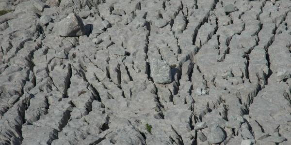 Karst im Steinernen Meer