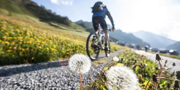 443: Fimberpass - Val d'Uina - Reschenpass: Etappe 4, Martina - Samnaun