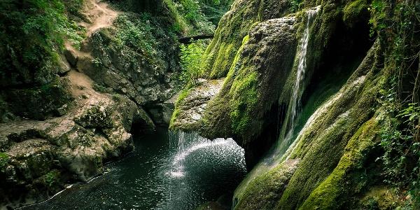 Beușnitei Waterfalls