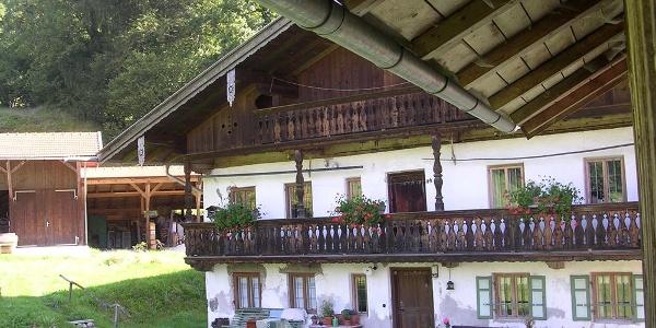 Alte Mühle im Mühltal