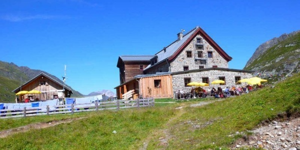 Franz Senn Hütte