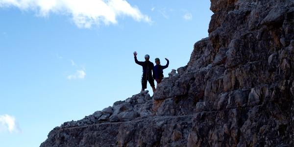 Gamsscharte 2655 m