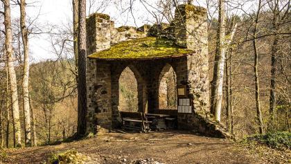 Gossdorfer Raubschloss