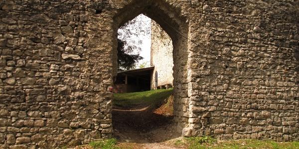 Innerer Eingang